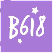 B618 HD Camera - Photo Editor icon