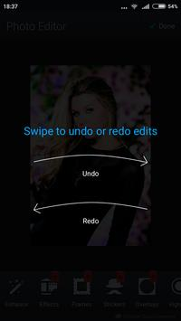 B618 HD Camera - Photo Editor apk screenshot