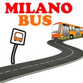 MILAN BUS icon