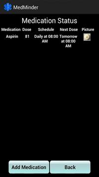 MedMinder apk screenshot