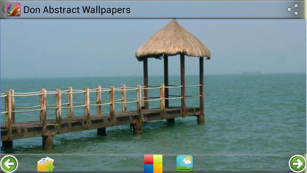 Don Abstract Wallpapers apk screenshot