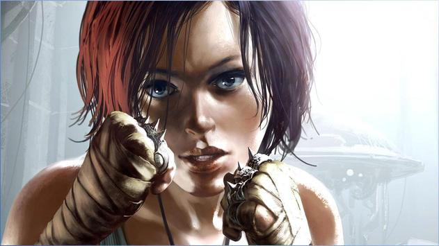 Don Cgi girls Wallpapers apk screenshot