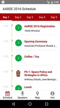 AARSE 2016 poster