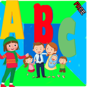 ABC Kids Parent Spell and Phoenix icon
