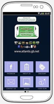 Atlantis Green Screen poster