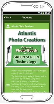 Atlantis Green Screen screenshot 2