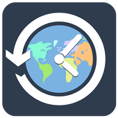 World History Map icon