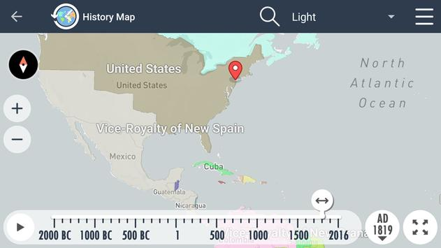 World History Map apk screenshot