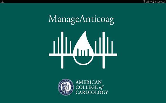 ManageAnticoag スクリーンショット 8