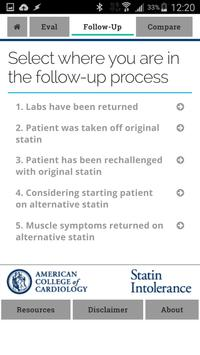 Statin Intolerance screenshot 3