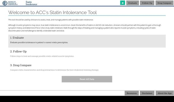 Statin Intolerance screenshot 8