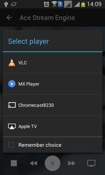 Schermata apk Ace Stream Media