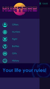 Hunters - 2048 Prizes apk screenshot