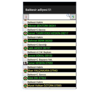 AdaletDost apk screenshot
