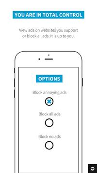 Adblock Browser for Android apk screenshot