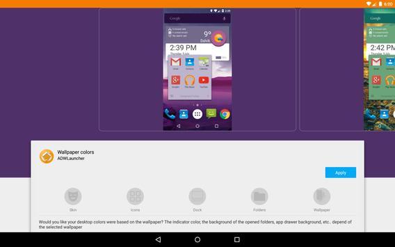 ADW Launcher screenshot 10