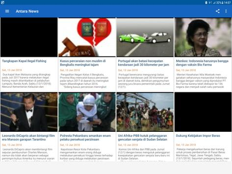Kompulan Berita Indonesia screenshot 5