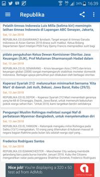 Kompulan Berita Indonesia screenshot 1