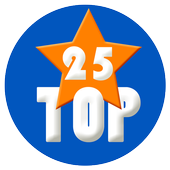 Top 25 Free Apps icon