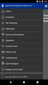 ASHE Events apk screenshot