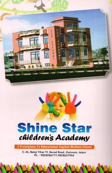 Shine Star School poster