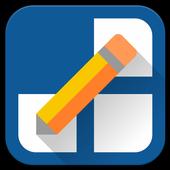 alphacross Crossword icon