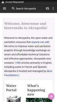 Akvopedia poster
