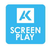 Screen Play icon
