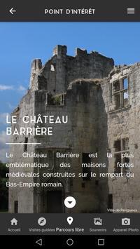 Périgueux Visite Patrimoine apk screenshot
