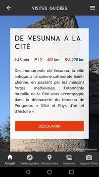 Périgueux Visite Patrimoine screenshot 1