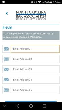 NCBA Member Benefits apk screenshot