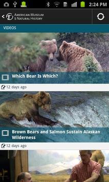 Hall of North American Mammals screenshot 2
