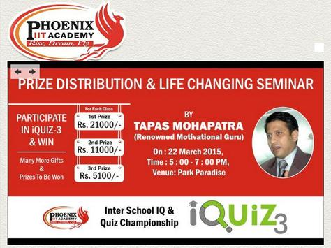 Phoenix IIT Academy poster
