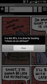 Gunshow Reader apk screenshot