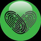 런처 - 더블터치 / 노인, 저시력자 스마트폰 가이드 simgesi