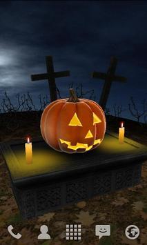 Halloween Pumpkin Free poster