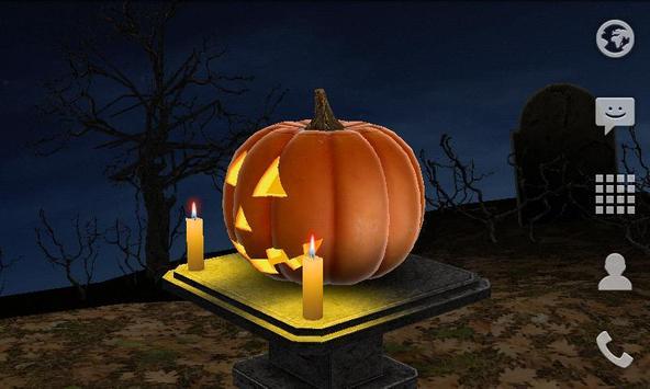 Halloween Pumpkin Free screenshot 1