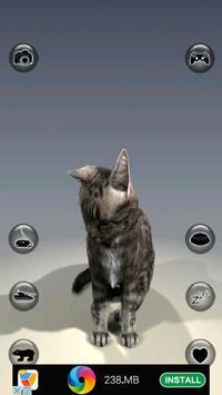 Talking Cat poster