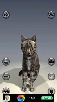 Talking Cat screenshot 3