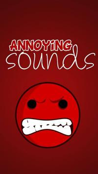 annoying sounds poster