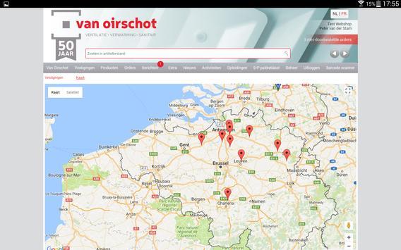 Van Oirschot Onderweg apk screenshot