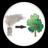 CO2 Emission Calculator icon