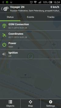 GeoRitm apk screenshot