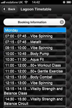 RL Fitness apk screenshot