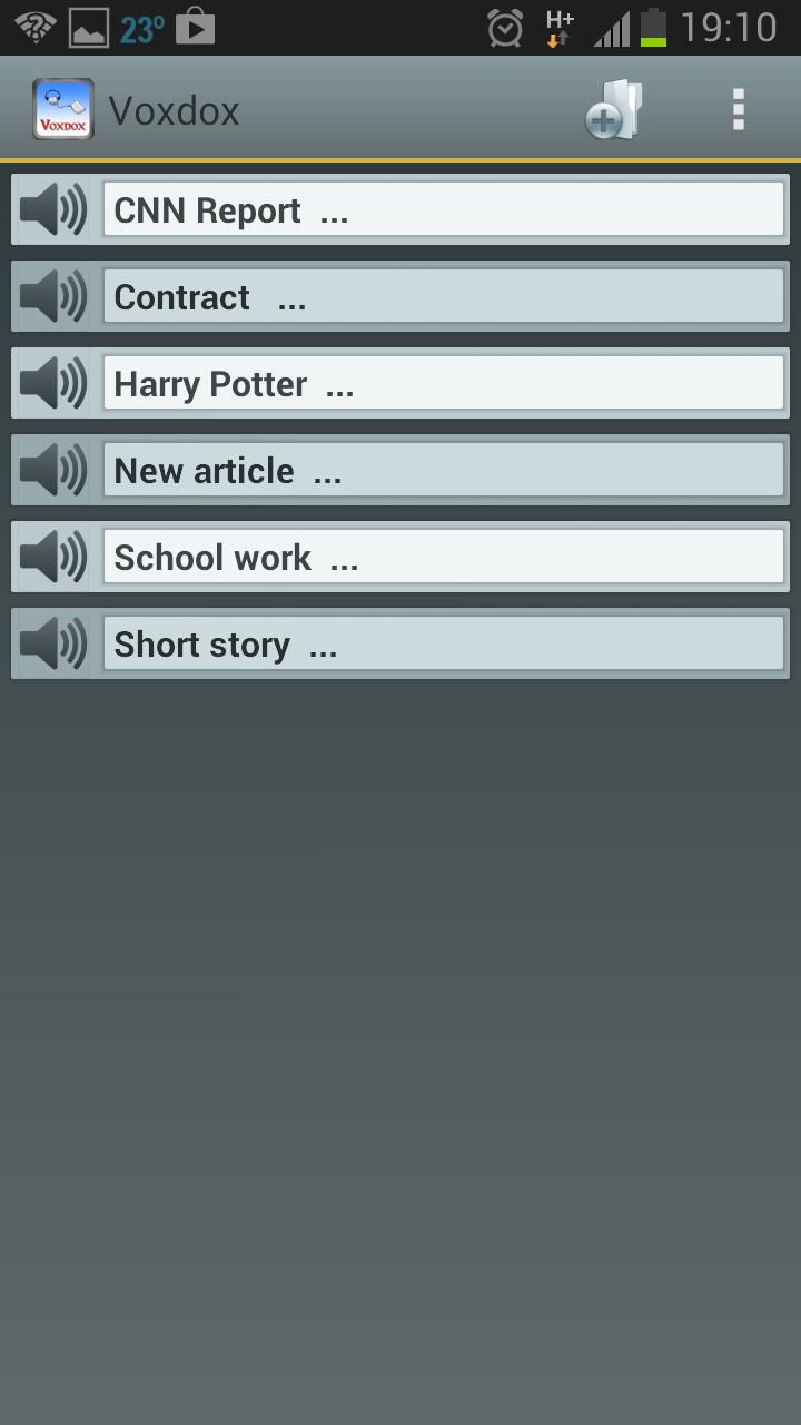 Voxdox For Android Apk Download