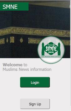 Shia News App for Houston poster