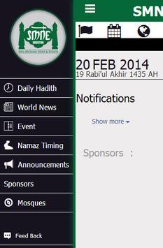 Shia News App for Houston apk screenshot