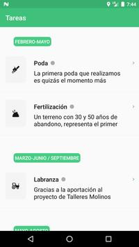 Mi Olivo screenshot 2