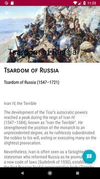 History of Russia screenshot 2