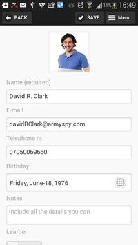 Group Management Tool apk screenshot